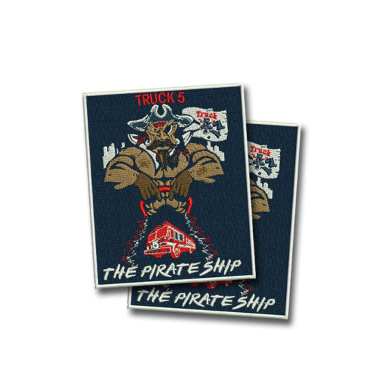 Truck 5 Patch