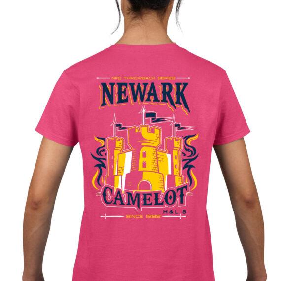 Camelot Pink – BACK