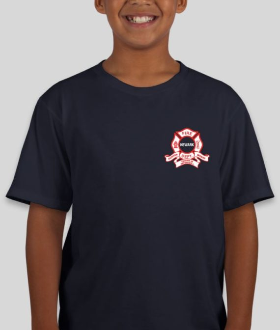 Engine 10 Navy Mockup – Front