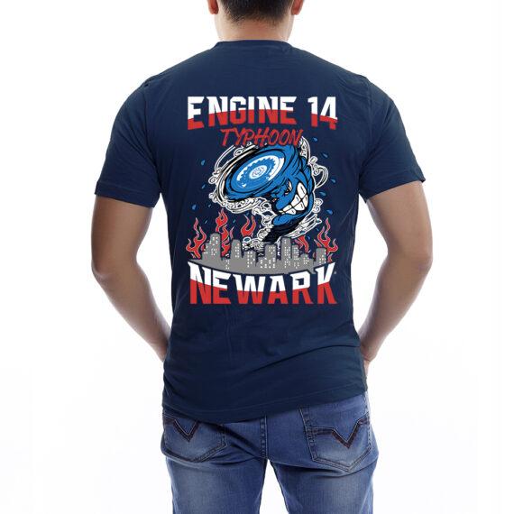 Typhoon – Mockup BACK – Tshirt