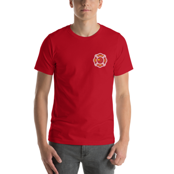 unisex-premium-t-shirt-red-front-608c49117a033.png